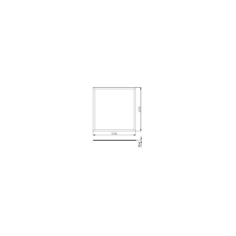 LED Spot 7 cm ∅ - dimmbar