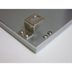 anbauset deckenmontage led panel 120x30 bis 120x60