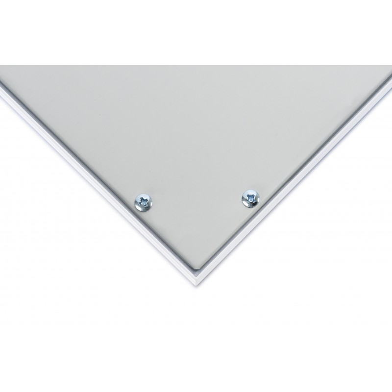 LED Decken- und Wandanbauleuchte 22.5cm Ø - warmweiss 3000K - nicht dimmbar