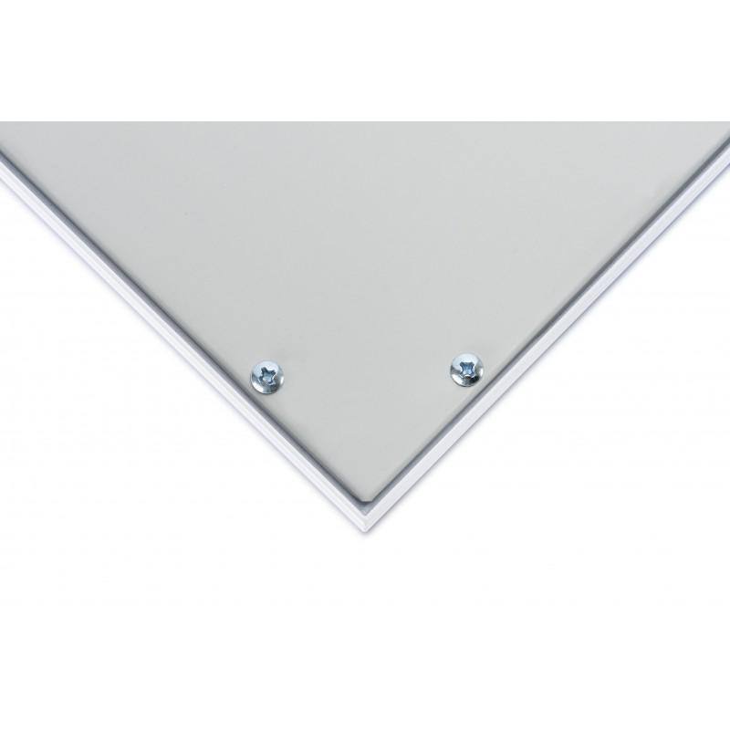 LED Decken- und Wandanbauleuchte 22.5cm Ø - warmweiss 3000K